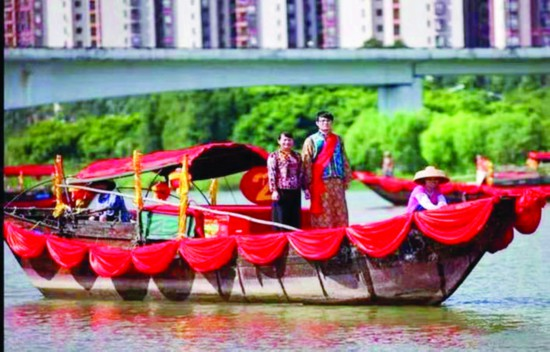 惠州传统婚俗五花八门