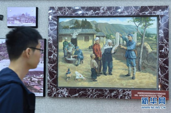 (壮丽70年・奋斗新时代――记者再走长征路・图文互动)(4)一根粉条里的初心