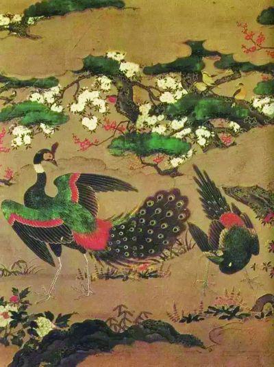 """谢赫""""六法""""与日本江户画坛"""