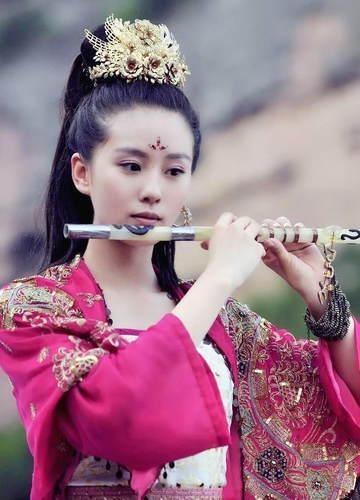 细数古装剧中吹笛子的女星 谁惊艳到了你?