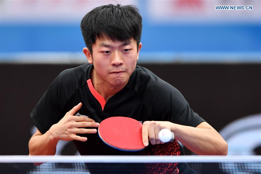 (SP)CHINA-SHANXI-TAIYUAN-2ND YOUTH GAMES-TABLE TENNIS (CN)
