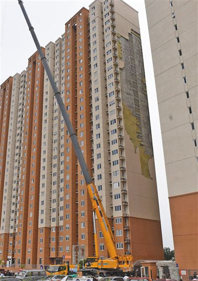 北京:政策性住房质量问题重点严查