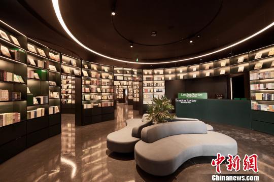 朵云书院上海中心旗舰店。官方供图
