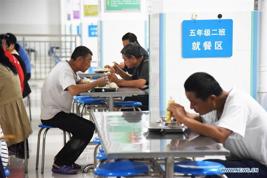 CHINA-SHANDONG-TYPHOON-LEKIMA-RELOCATION (CN)