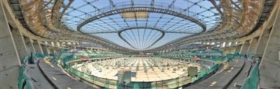 """<b>北京冬奥场馆建设:让""""粉丝""""贴近赛场</b>"""