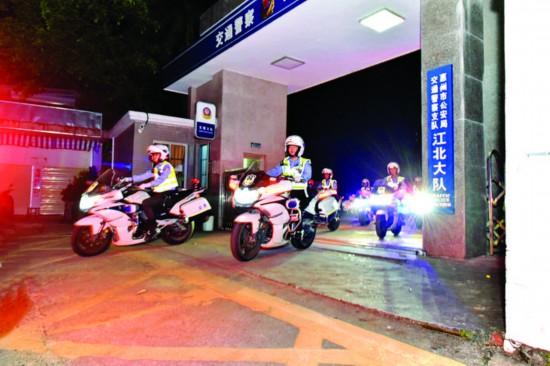 惠州公安交警开展专项行动两月查处288辆非法改装车