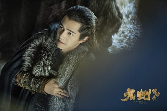 刘昊然:喜剧并不是少年的主色调