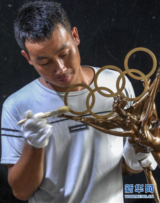 (经济)(3)河北饶阳:让古老的青铜艺术绽放异彩