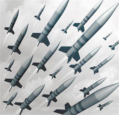 """效仿无人机""""蜂群""""战术弹药组团作战将有勇更有谋"""