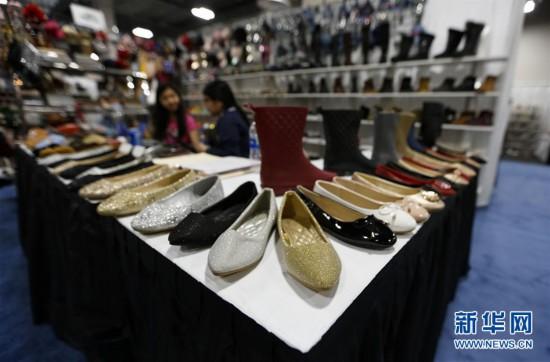 (国际・图文互动)(4)通讯:美国服装鞋帽商期盼中美经贸摩擦早日结束