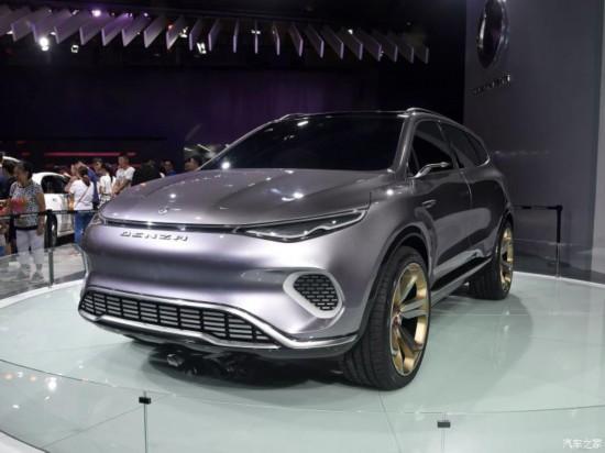 腾势汽车 腾势Concept X 2019款 基本型