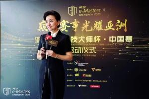 杨澜:电竞连接了科技体育和娱乐