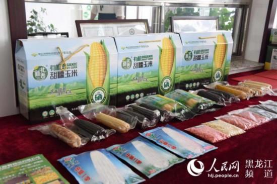 绥化:构建玉米全产业链格局走出产业创新发展之路