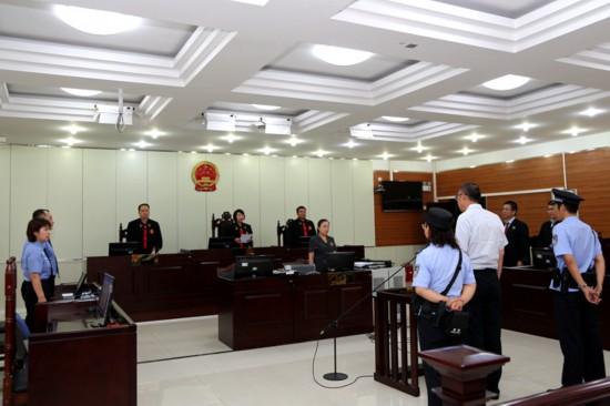 宁夏交通运输厅原厅长许学民一审获刑16年