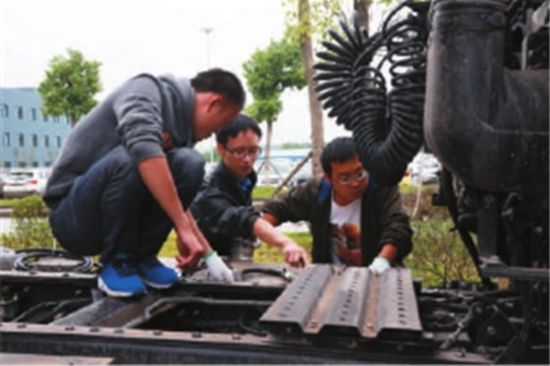 中国商用车评价规程框架发布