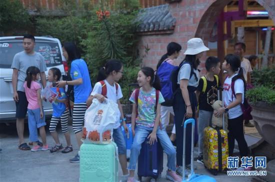 (鄉村振興·圖文互動)(2)土嶺村終於吃上了旅游飯