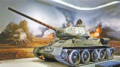 """<b>215号坦克:生动诠释""""绝地反击""""</b>"""