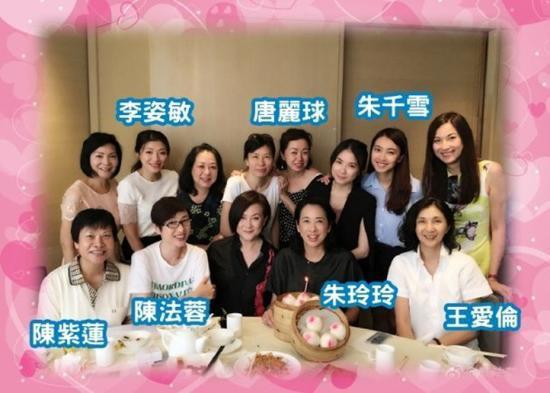 港姐之母陈紫莲离世 1997年港姐佘詩曼表示她对我亦师亦友