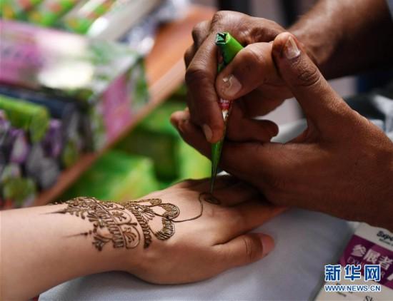 """(北京世园会)(2)北京世园会迎来""""印度国家日"""""""