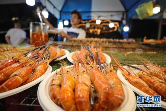 (国际)(3)多姿多彩的曼谷夜市