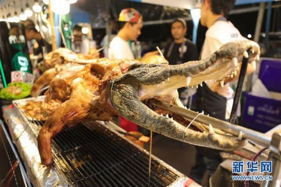 (国际)(4)多姿多彩的曼谷夜市