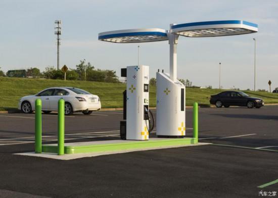 英国充电站数量超加油站