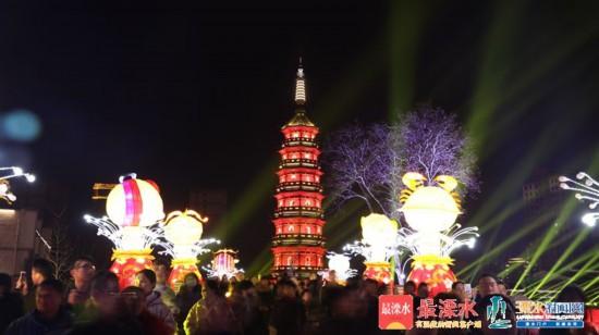 南京溧水打造夜经济试点区域 丰富居民夜生活
