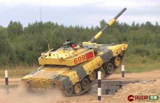 中国队首次无缘坦克两项决赛两大原因影响发挥