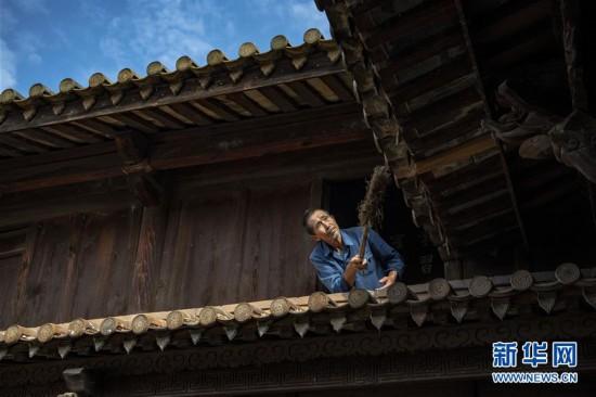 (圖片故事)(1)拯救老屋 讓鄉愁有歸處