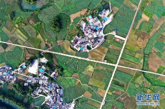 (社會)(1)廣西鹿寨:生態旅游助力鄉村脫貧