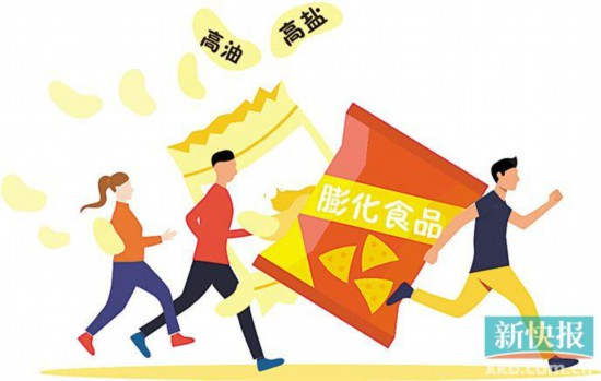 膨化休闲食品每年增长15% 消费者品牌忠诚度较低 看重口味和包装