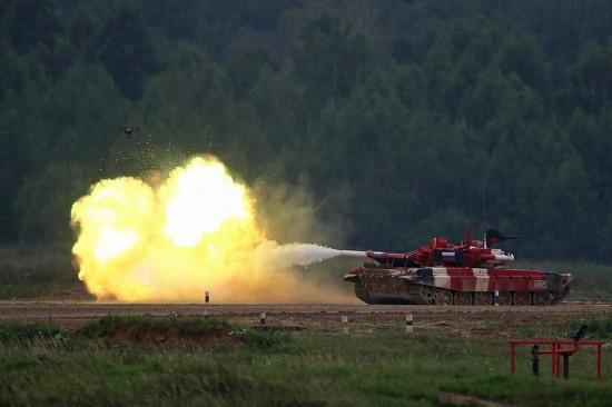 中国队首次无缘坦克两项决赛 两大原因影响