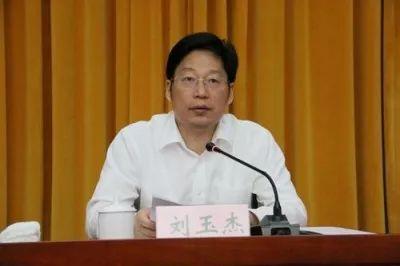 刘玉杰任安徽省阜阳市委副书记(图/简历)