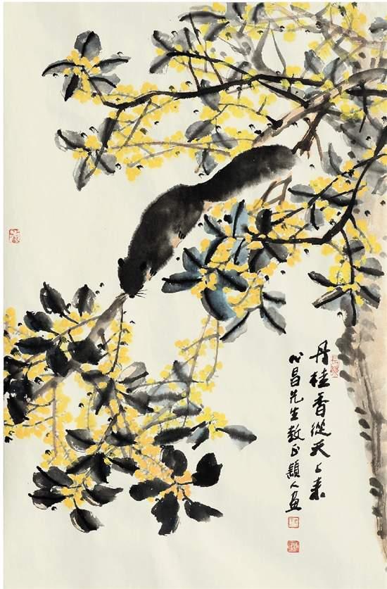 根植传统 九十求变——访花鸟画家朱颖人
