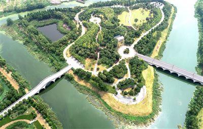 海安打造20个省级绿化示范点
