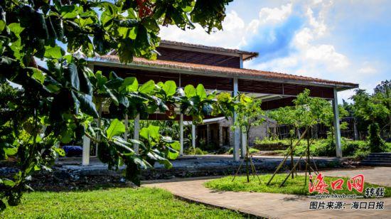 海口首个乡村文明礼堂落成 将常态化开展志愿服务活动