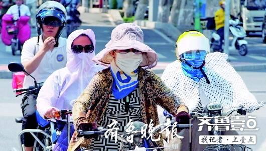 """""""加长版""""三伏天终于结束!今夏济南近5年最热,雨季6年来最晚"""