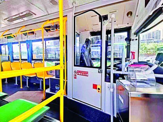惠州市区新增100辆纯电动公交车