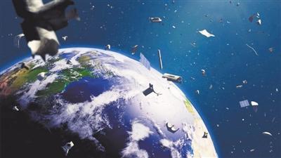 """""""最强生物""""敲响警钟在太空中也需要垃圾分类"""