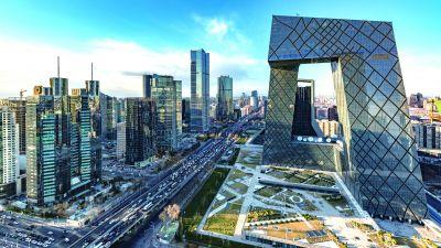 """服务业扩大开放重点领域吸引外资近九成 朝阳区外向型经济多领域""""开花结果"""""""