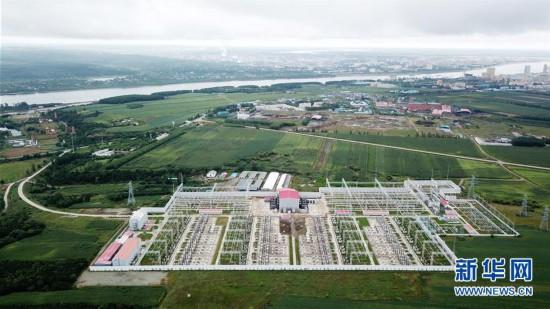 (经济)(2)黑龙江累计对俄购电突破293亿千瓦时