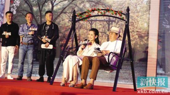 《老酒馆》8月22日在京举行开播会 陈宝国坦言创作很难但也有愉悦