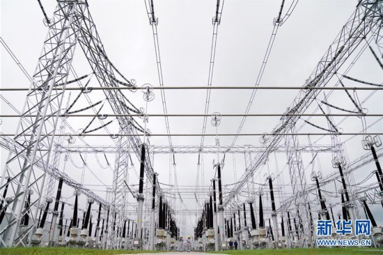 (经济)(4)黑龙江累计对俄购电突破293亿千瓦时