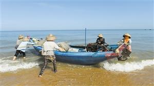 逐梦南海十万艘渔船起航开捕