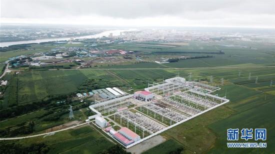(经济)(3)黑龙江累计对俄购电突破293亿千瓦时