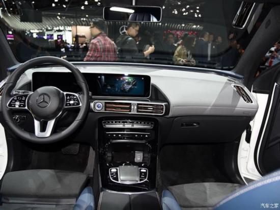 北京奔馳 奔馳EQC 2019款 基本型