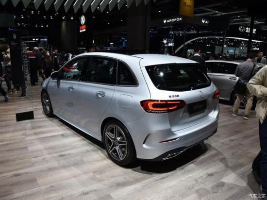 奔驰(进口) 奔驰B级 2020款 基本型