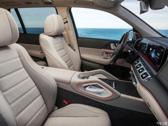 奔驰(进口) 奔驰GLS 2020款 基本型