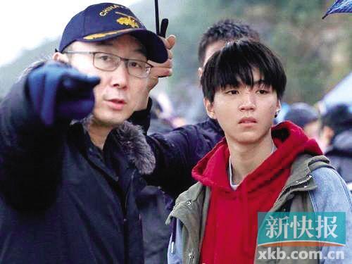 王俊凯《749局》未宣传 导演陆川:不想把这份责任压到他身上