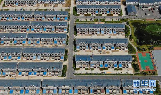 (社会)(1)江苏沭阳:改善住房条件 建设新型社区